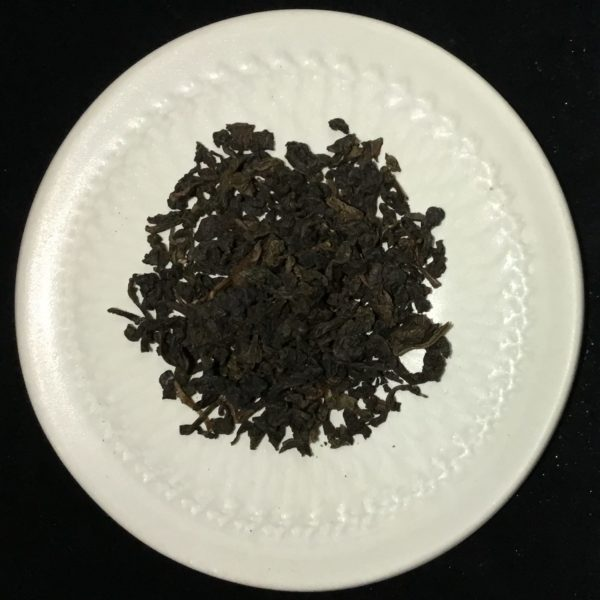 青茶(烏龍茶)
